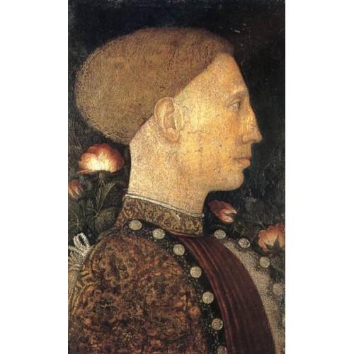 Portrait of Leonello d'Este