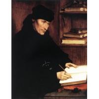 Portrait of Erasmus of Rotterdam
