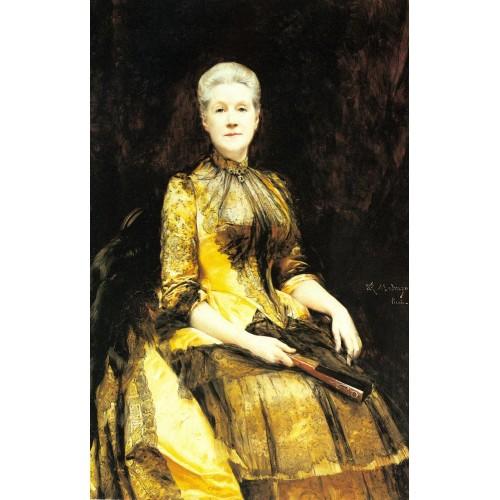 A Portrait of Mrs James Leigh Coleman