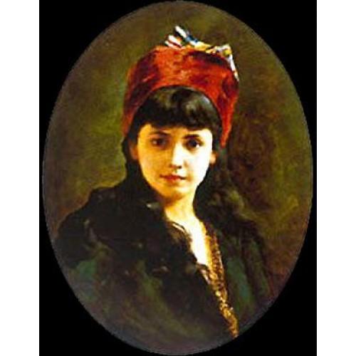 Raimundo Madrazo Retrato de joven