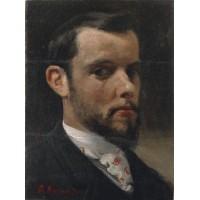Raimundo Madrazo Selfportrait