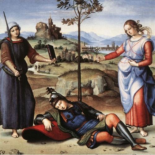 Allegory (The Knight's Dream)