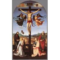 Crucifixion (Citta di Castello Altarpiece)
