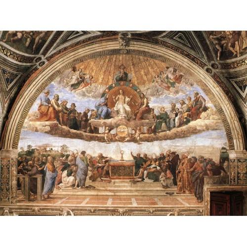 Disputation of the Holy Sacrament