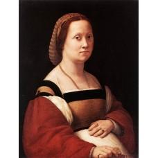 Portrait of a Woman (La Donna Gravida)