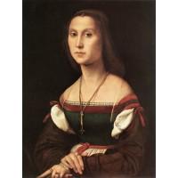 Portrait of a Woman (La Muta)
