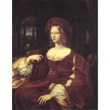 Portrait of Jeanne d'Aragon
