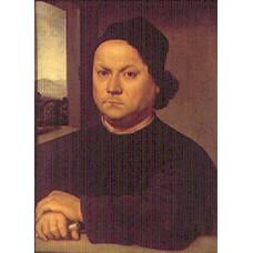 Portrait of Perugino