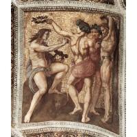 Stanza della Segnatura Apollo and Marsyas