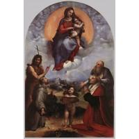 The Madonna of Foligno