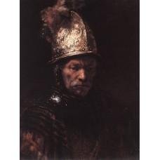 Man in a Golden Helmet