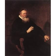 Portrait of Eleazer Swalmius