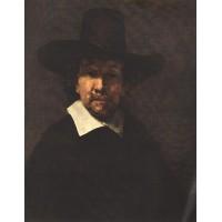 Portrait of Jeremiah Becker