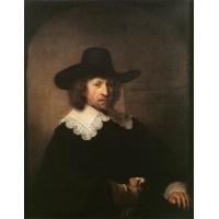 Portrait of Nicolaas van Bambeeck
