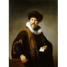 Portrait of Nicolaes Ruts