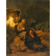 The Dream of St Joseph