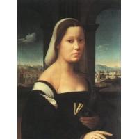 Portrait of a Woman The Nun