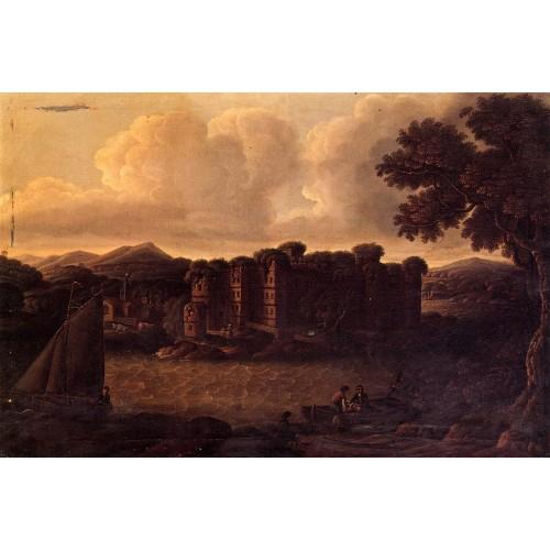 Dansboro Castle Horthumberland