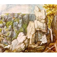 Rocky Landscape 1