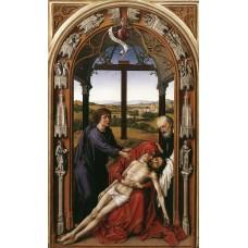 Miraflores Altarpiece (central panel)