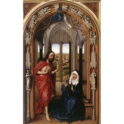 Miraflores Altarpiece (right panel)