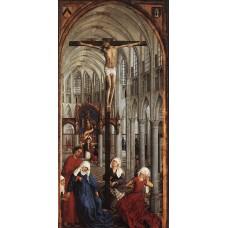 Seven Sacraments Altarpiece (Central Panel)