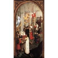 Seven Sacraments Altarpiece (Left Wing)