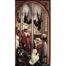 Seven Sacraments Altarpiece (Right Wing)