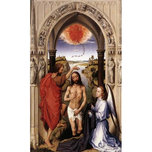 St John Altarpiece (central panel)