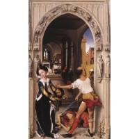 St John Altarpiece (right panel)