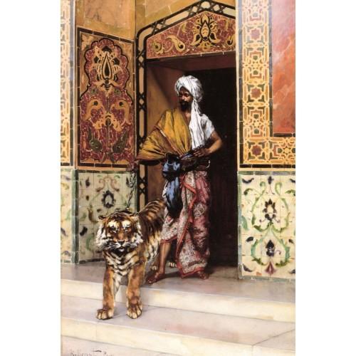 The Pasha's Favourite Tiger