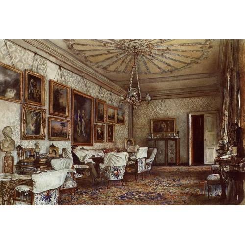 Interior of the Palais Lanckoronski Vienna
