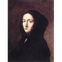 Portrait of the Artist's Wife Lucrezia
