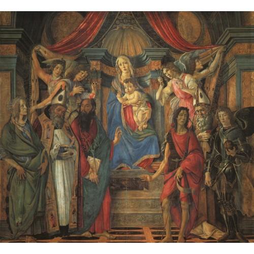 San Barnaba Altarpiece
