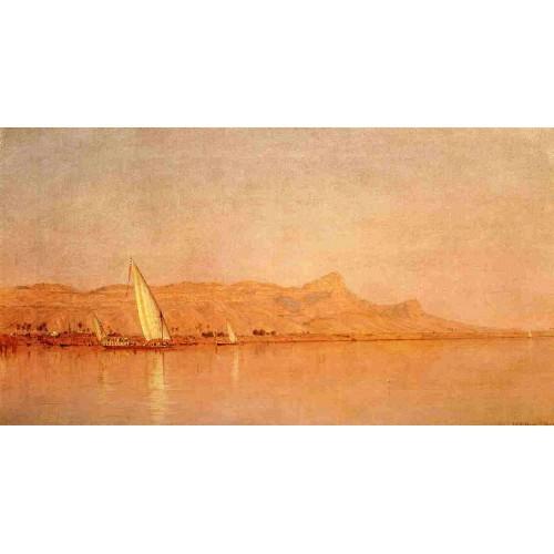 On the Nile Gebel Shekh Hereedee
