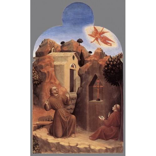 The Stigmatisation of St Francis