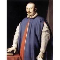 Portrait of Monsignor Ottaviano Prati