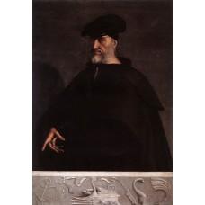 Portrait of Andrea Doria