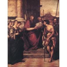 San Giovanni Crisostomo and Saints