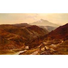 Moel Siabab North Wales