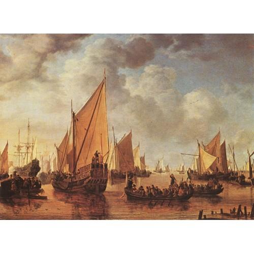 Visit of Frederick Hendriks II to Dordrecht in 1646 1