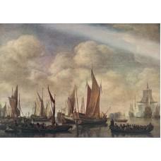 Visit of Frederick Hendriks II to Dordrecht in 1646 2