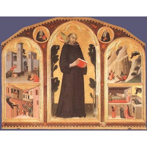 Blessed Agostino Novello Altarpiece
