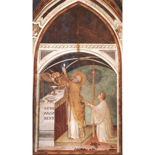 Life of St Martin Miraculous Mass