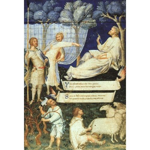 Petrach's Virgil title page