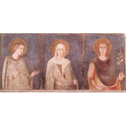St Elisabeth St Margaret and Henry of Hungary