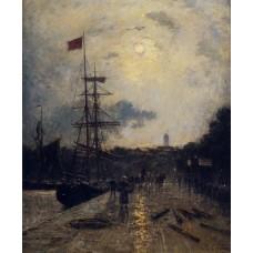 A Quay at Caen