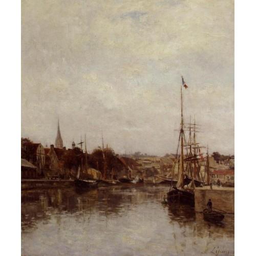 Caen The Dock of Saint Pierre