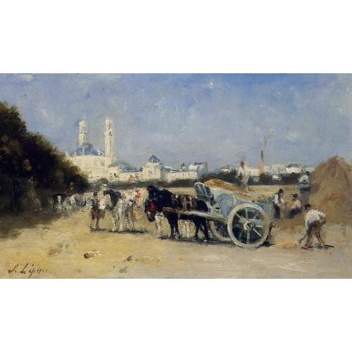 Laborers Trocadero