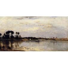 The Saine at Ile Saint Denis